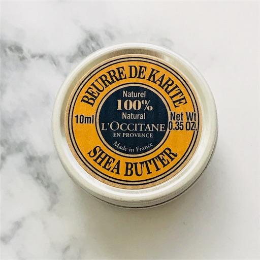 ロクシタンのシアバター