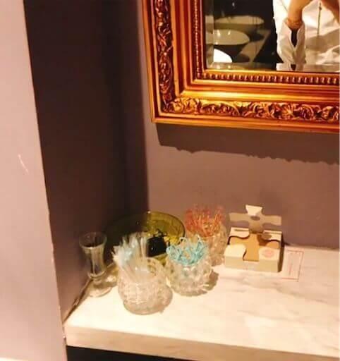 オリエンタルラウンジ神戸のトイレ