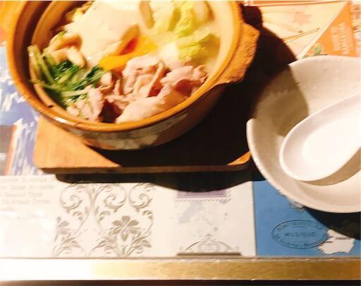オリエンタルラウンジBIT京都のご飯