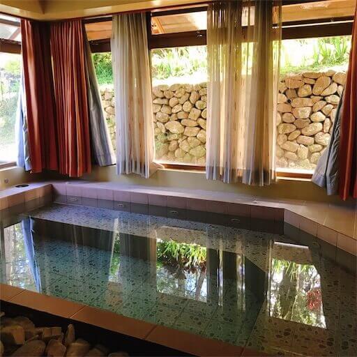 マナーホテルの風呂